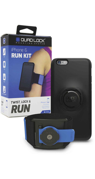 Quad Lock Run Kit für iPhone 6/6s
